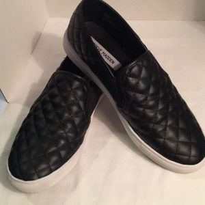 Used Steve Madden Loafers.